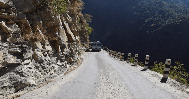 most dangerous road in the world karnali highway