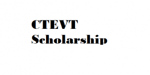 ctevt scholarship