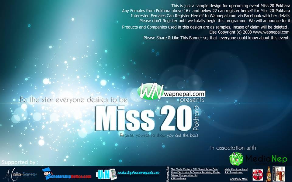 miss 20 pokhara
