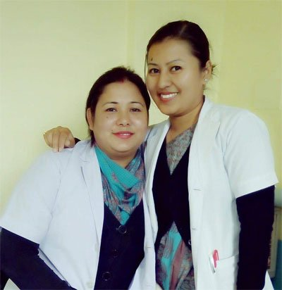 nursing scope in Nepal
