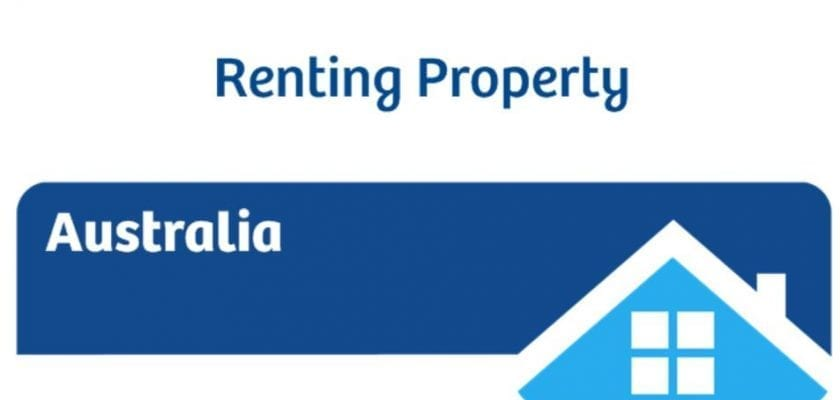 renting property australia