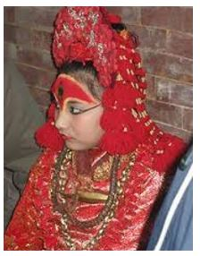 interesting facts about nepal kumari