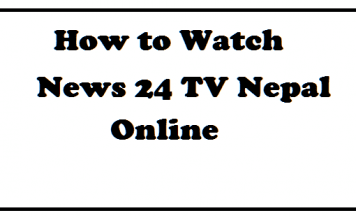 news 24 nepal watch online