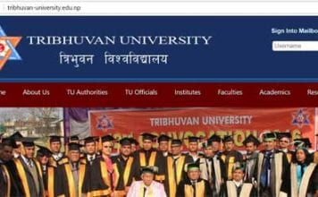 Tribhuvan University (Tu.edu.np)