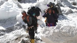 How much does it cost to climb Mount Everest? 14