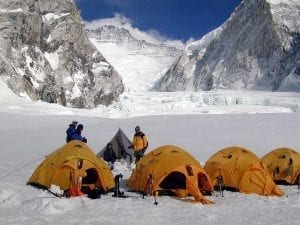 How much does it cost to climb Mount Everest? 13