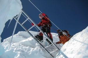 How much does it cost to climb Mount Everest? 12
