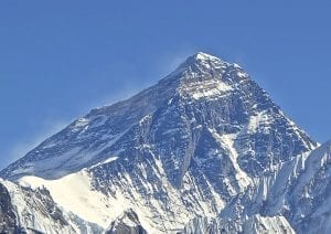 How much does it cost to climb Mount Everest? 10