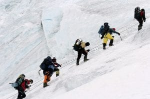 How much does it cost to climb Mount Everest? 11