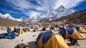 How much does it cost to climb Mount Everest? 15