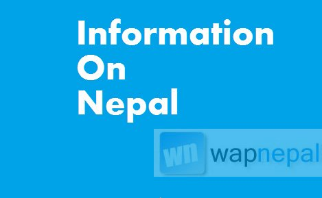 information on Nepal