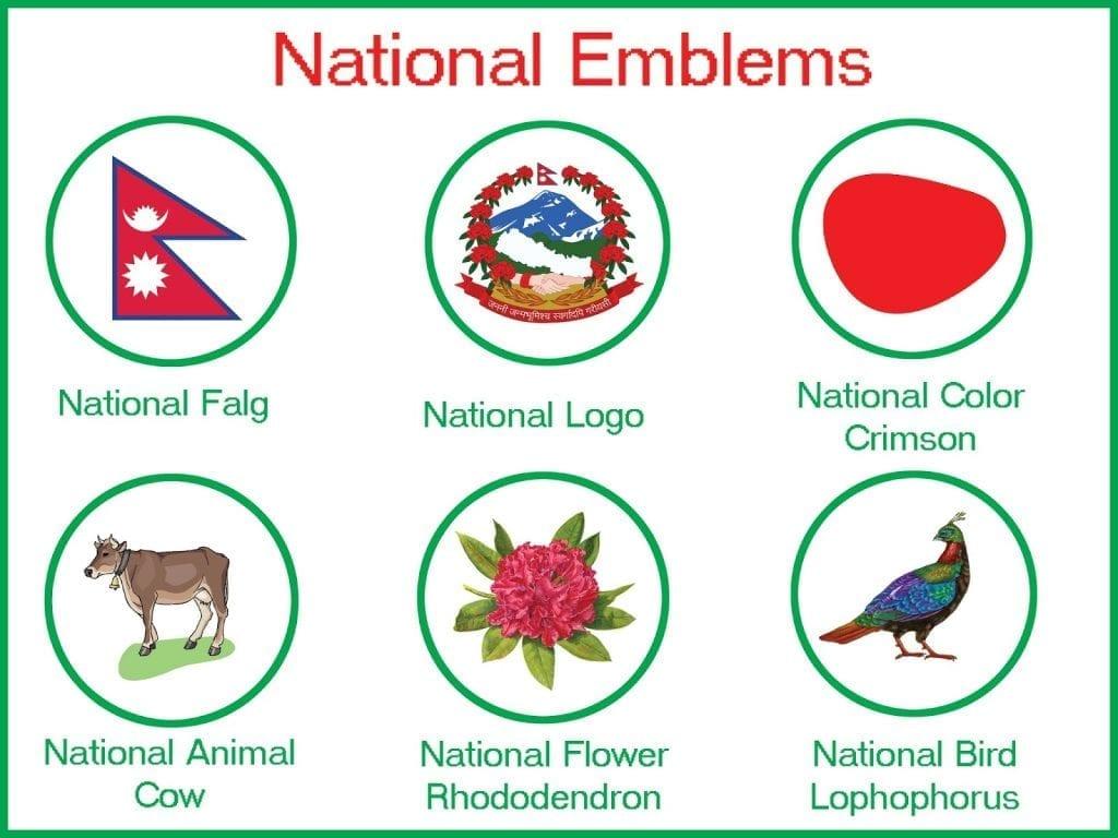 national symbols of Nepal