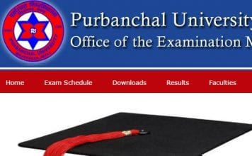 purbanchal university routine