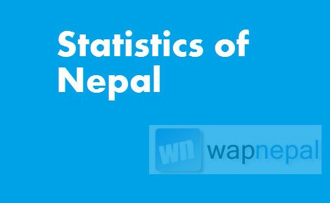 Statistics of Nepal