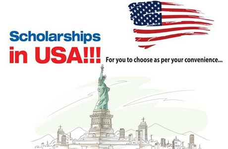 scholarships in USA