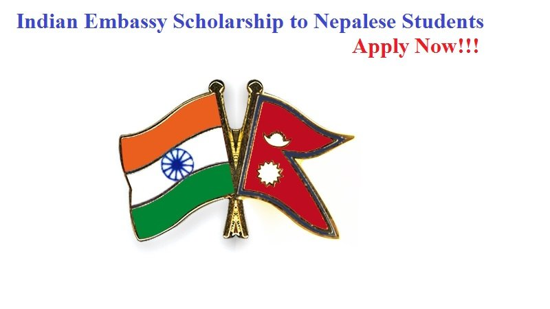 indian embassy scholarship