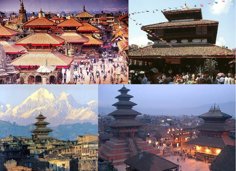 temples in nepal-2076