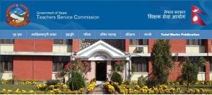 Teacher Service Commission (How to check result and download model question?) 4