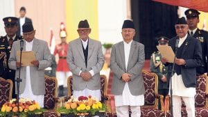 Five main problems in Nepal 6