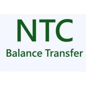 How to transfer balance from NTC to NTC and NCELL to NCELL? 3