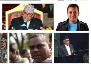 popular leaders nepal