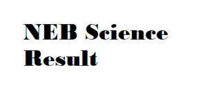 neb science result