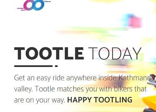 tootle app nepal