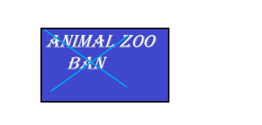 zoo ban