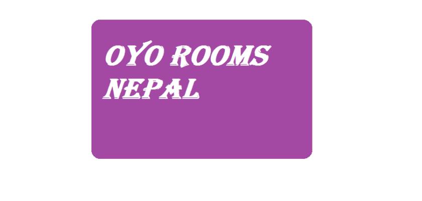 oyo rooms nepal