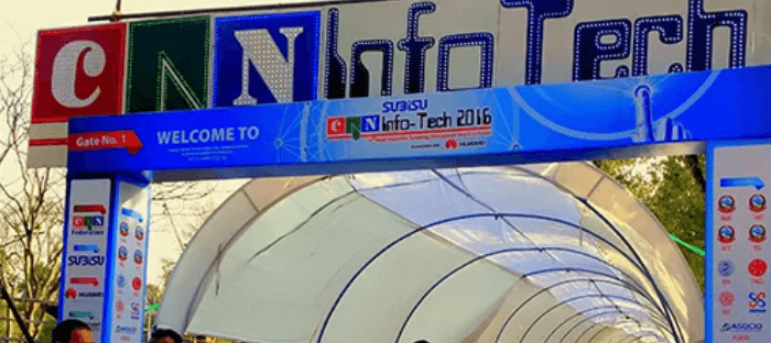 CAN infotech mela 2019