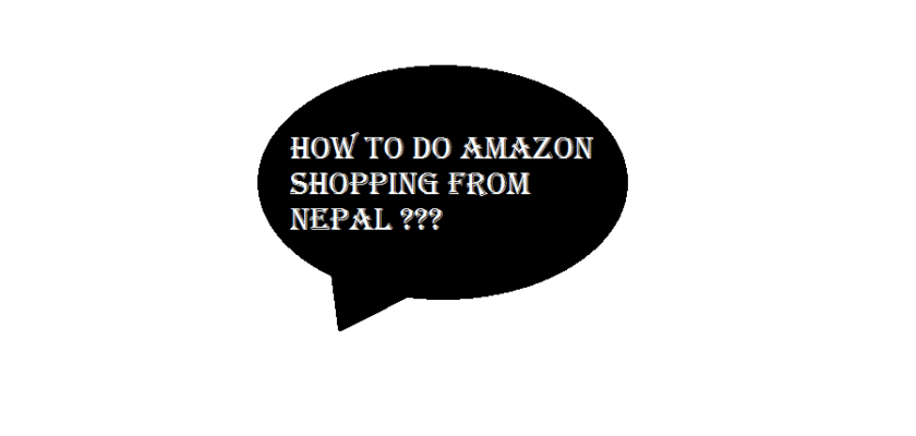amazon shopping in nepal