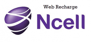 web recharge ncell