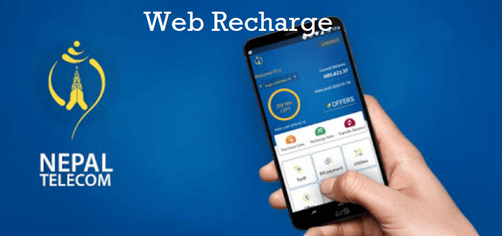 web recharge ntc