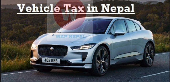 vehicle tax nepal