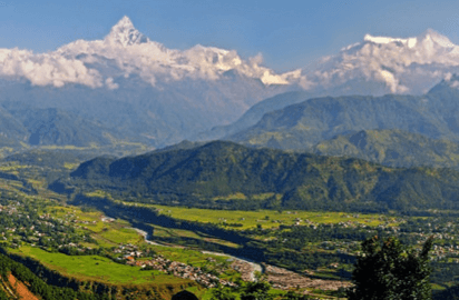 pokhara honeymoon place