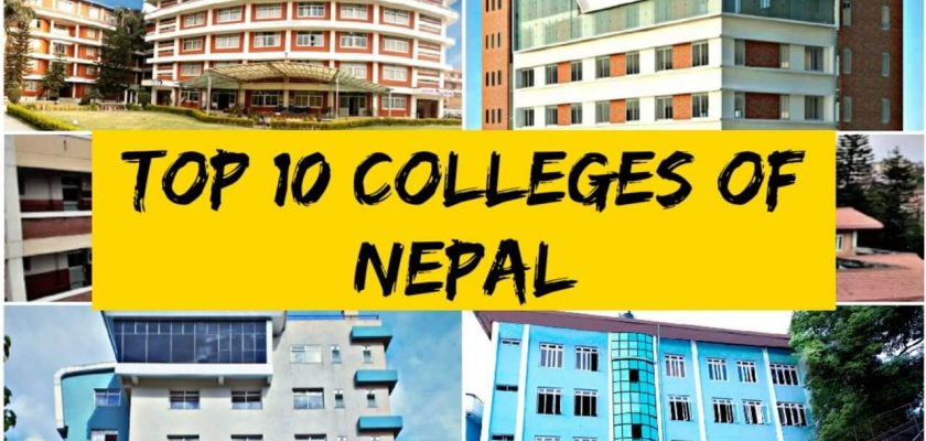best IT colleges in Nepal