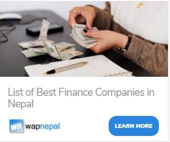 best finance companies in Nepal