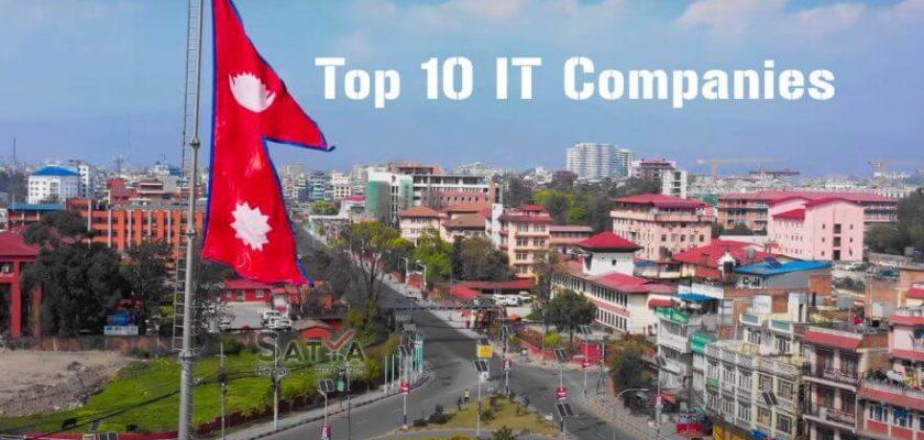 top IT company in Nepal