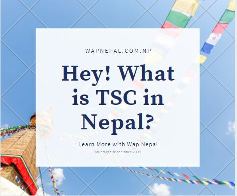 what is TSC Nepal