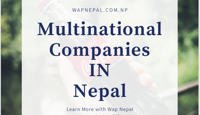 multinational companies in Nepal